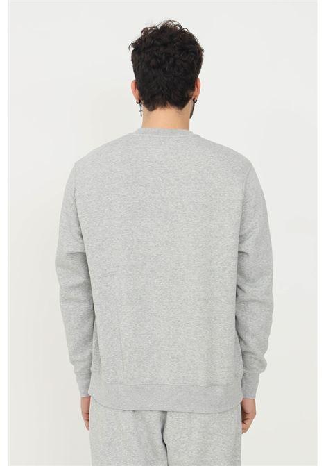 Felpa nike sportswear club fleece uomo grigio modello girocollo NIKE   Felpe   BV2662063