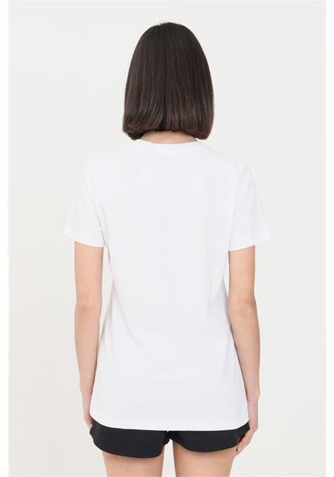 T-shirt donna bianco nike a manica corta con logo frontale NIKE | T-shirt | BV6169100