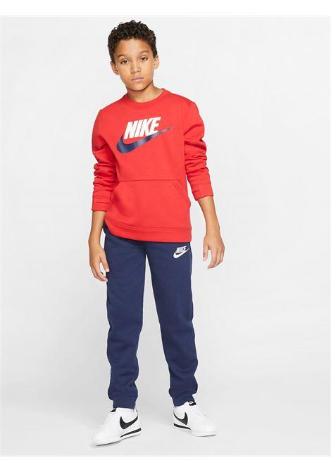 Blue baby sportswear club fleece trousers by nike  NIKE | Pants | CI2911410
