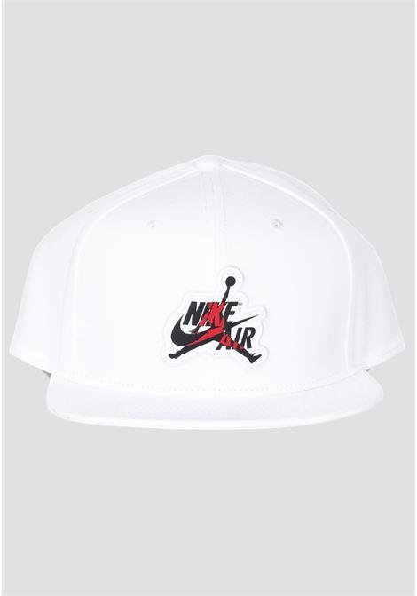 Cappello unisex bianco nike berretto con stampa frontale NIKE | Cappelli | CI3932100