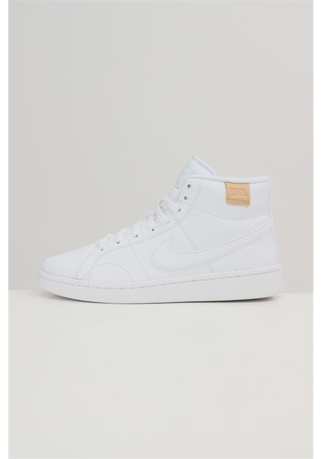 White unisex court royale 2 mid sneakers nike NIKE   Sneakers   CT1725100