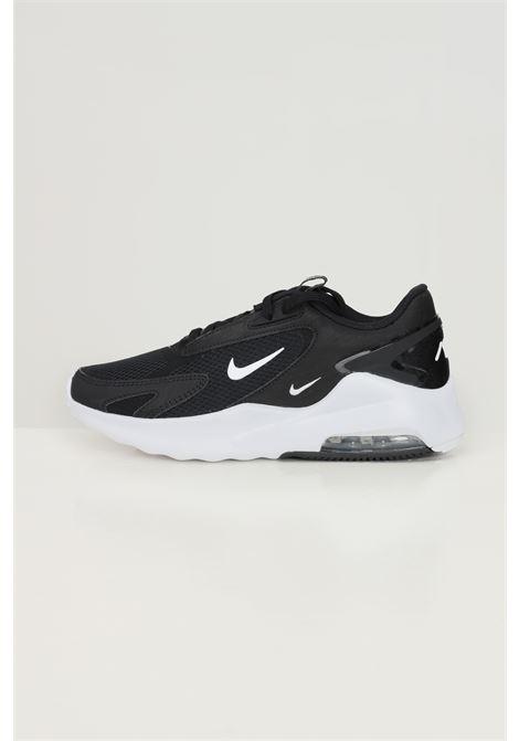 Sneakers air max bolt donna nero nike con applicazione logo a contrasto NIKE | Sneakers | CU4152001