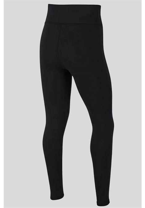 Leggings bambina nero nike NIKE | Leggings | CU8248010