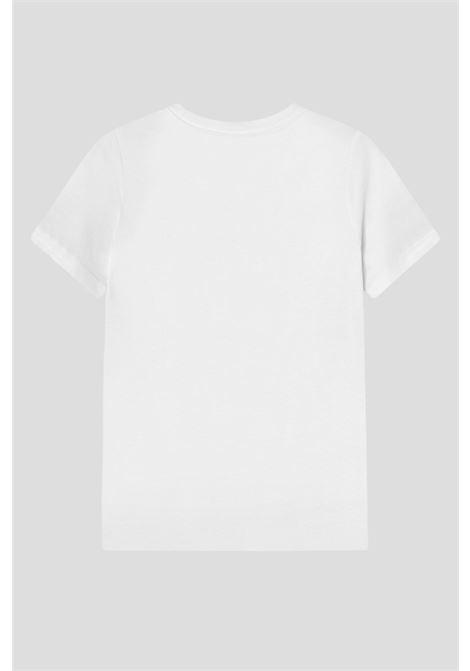 White baby nike paris st. germain club t-shirt short sleeve  NIKE | T-shirt | CW4088100