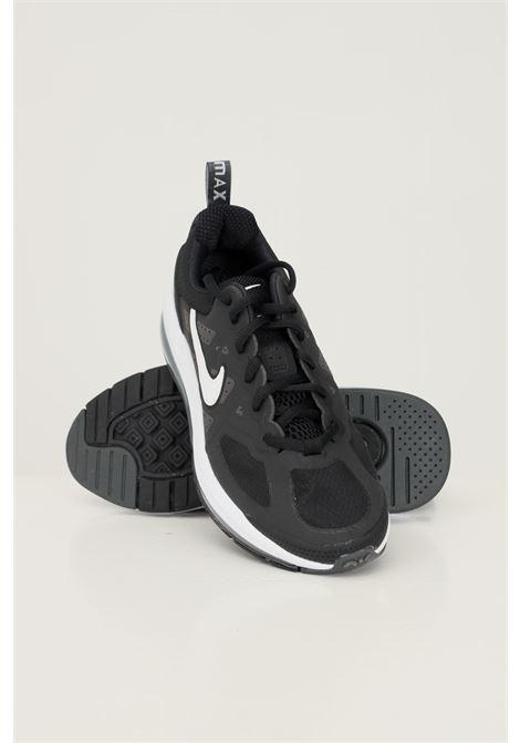 Sneakers air max genome unisex nero con applicazione logo a contrasto NIKE | Sneakers | CZ4652003
