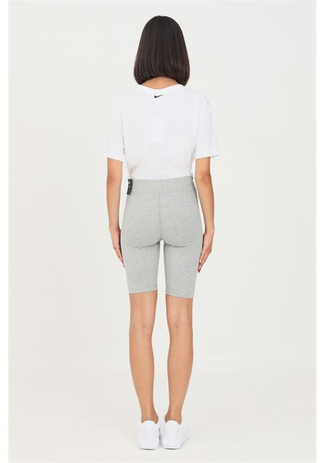 Grey women's shorts cyclist model by nike  NIKE | Shorts | CZ8526063