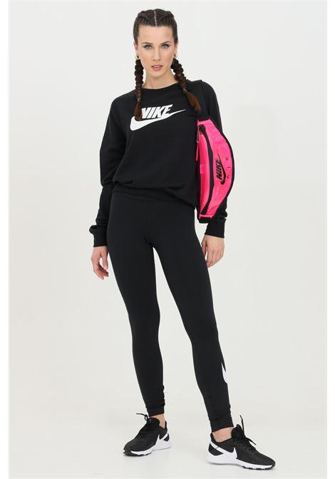 Black leggings with contrasting logo nike NIKE | Leggings | CZ8530010