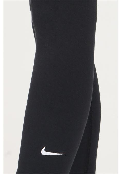 Black leggings with small logo in contrast on the bottom nike NIKE | Leggings | CZ8532010