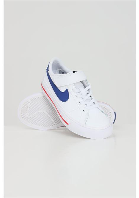 Sneakers nike court legacy psv bambino unisex bianco NIKE | Sneakers | DA5381107