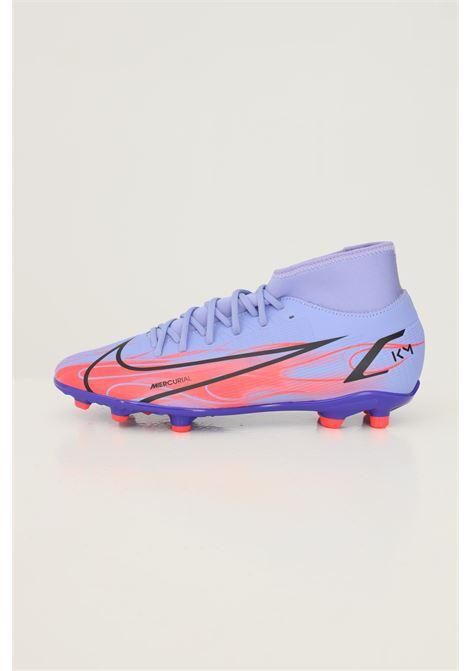 Lilac soccer superfly 8 club km shoes by nike NIKE      DB2856506