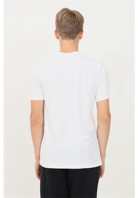 T-shirt uomo bianco nike a manica corta con stampa sul fronte NIKE | T-shirt | DB6473100