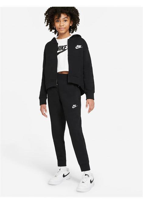 Nike Sportswear Club Fleece black boy's pants. NIKE | Pants | DC7207010