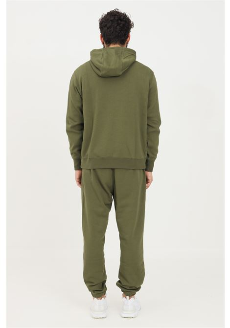 Green men's suit by nike with front logo print NIKE   Suit   DD5242326