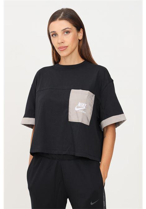 T-shirt donna nero nike a manica corta NIKE | T-shirt | DD5685010