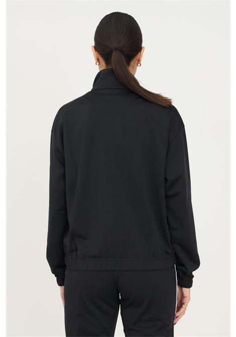 Tuta donna nero nike con logo a contrasto NIKE | Tute | DD5860011