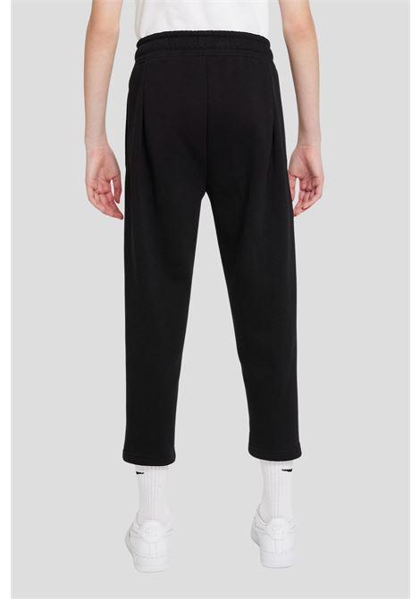 Black baby trousers by nike short-length model NIKE | Pants | DD7132010