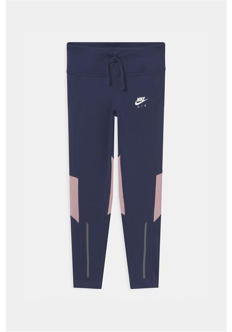 Blue baby nike dri-fit air leggings NIKE | Leggings | DD7633410
