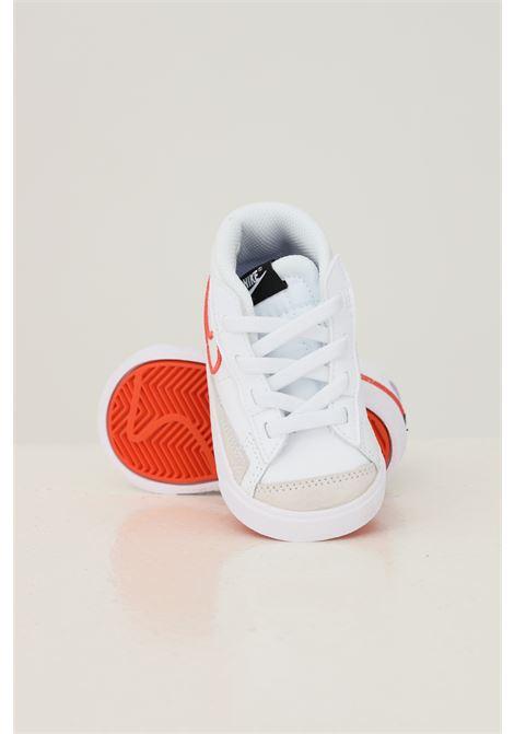 White newborn blazer mid '77 se2 sneakers by nike NIKE | Sneakers | DJ0268100