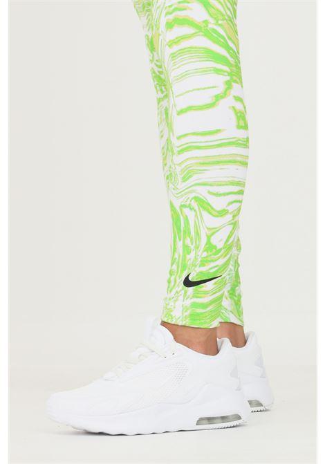 Leggings donna fantasia nike con stampa allover NIKE   Leggings   DJ4130101