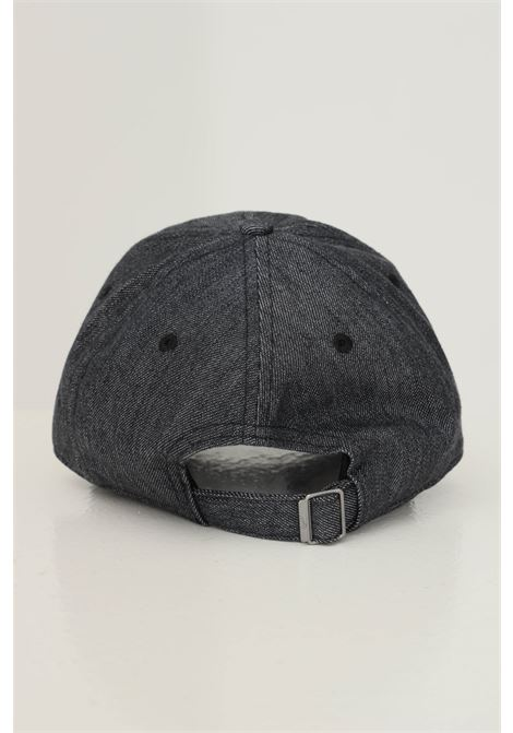 Denim unisex cap by nike with logo embroidery in contrast NIKE   Hat   DJ6220010