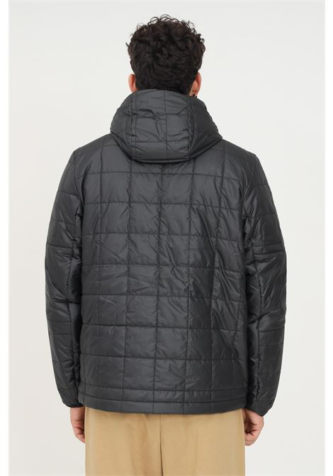 Giacca in fleece paris saint germain con cappuccio uomo nero nike NIKE | Giubbotti | DM0609010