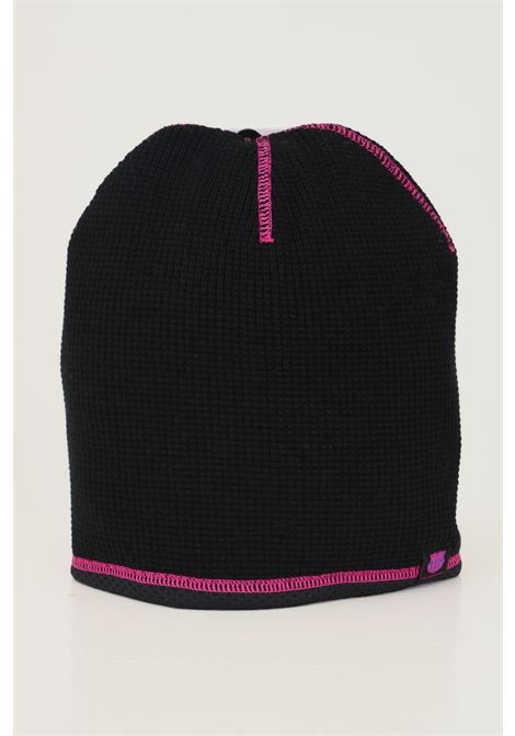 Black men's fc barcelona training winter hat with Barcelona coat of arms application NIKE   Hat   DM8921010