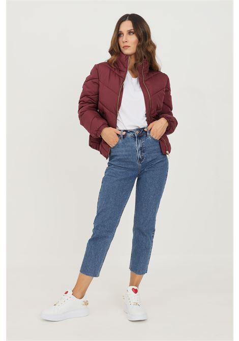 Jeans donna only a vita alta ONLY | Jeans | 15171549-L30DARK BLUE DENIM