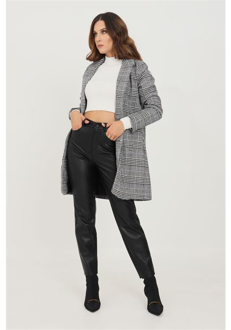 Pantaloni donna nero only casual in ecopelle ONLY | Pantaloni | 15209293-L32BLACK