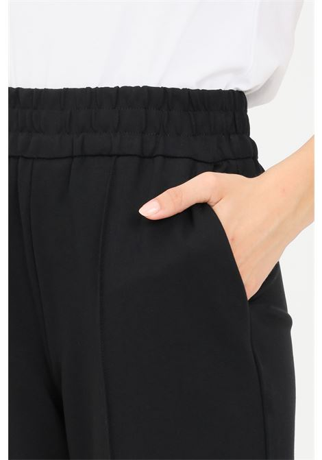 Pantaloni donna nero only in tessuto stretch ONLY | Pantaloni | 15235076BLACK