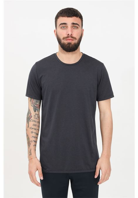 Blue men's t-shirt short sleeve patrizia pepe PATRIZIA PEPE | T-shirt | 5M1223-AT23C166