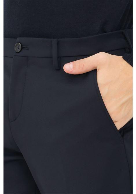 Blue men's trousers by patrizia pepe, elegant model PATRIZIA PEPE | Pants | 5P0429/AQ39C166