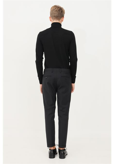 Black men's trousers by patrizia pepe, elegant model PATRIZIA PEPE | Pants | 5P0429/AQ39K102