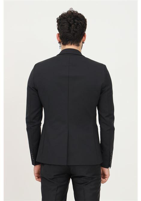 Black men's jacket by patrizia pepe PATRIZIA PEPE | Blazer | 5S0661/AQ39K102