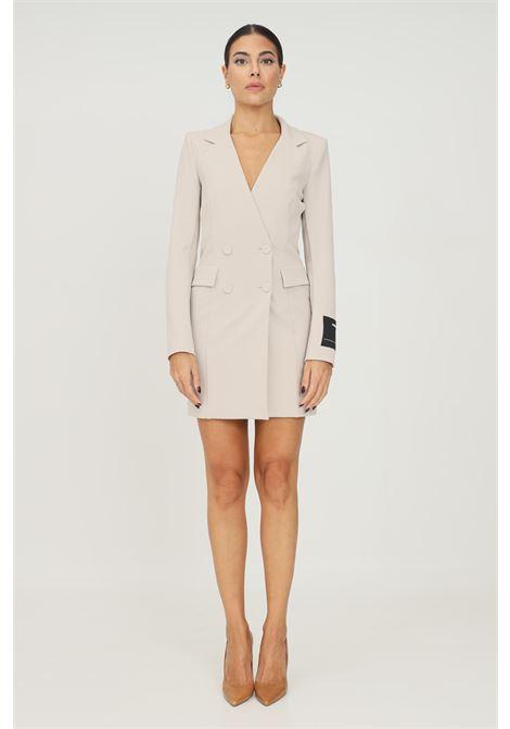 Abito donna polvere patrizia pepe corto modello giacca PATRIZIA PEPE | Abiti | 8A0905/A7M9S614