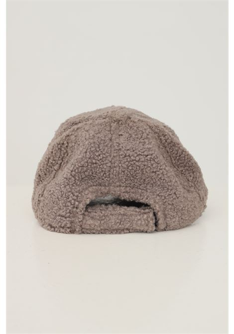 Women's cap by pieces in heavy fabric PIECES | Hat | 17116751FALCON