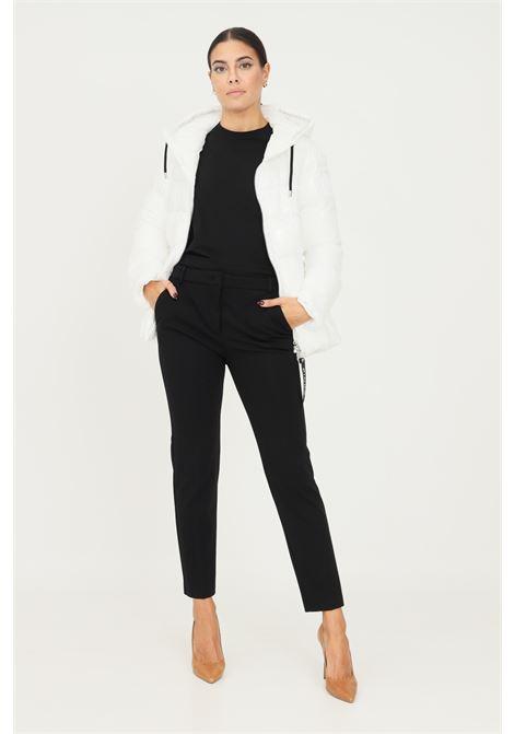 Pantaloni donna nero pinko elegante PINKO | Pantaloni | 1G16QD-1739Z99
