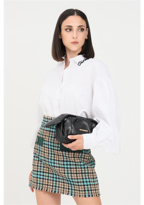 Multicolor skirt by pinko with geometric pattern PINKO | Skirt | 1G16UW-8572CS4
