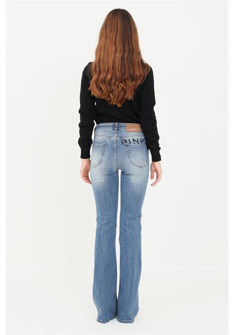 Jeans porcellana delf donna denim pinko PINKO | Jeans | 1J10PC-Y78MG14