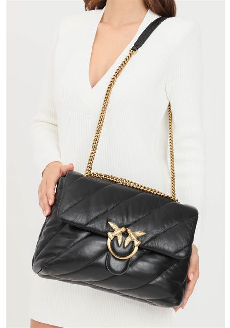 Brown women's bag with shoulder strap pinko PINKO | Bag | 1P22AW-Y6Y3Z99