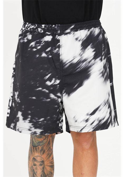 Shorts hyde nylon uomo nero pleasures causal PLEASURES | Shorts | P21SU001BLACK