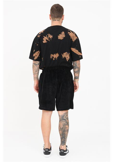 Shorts party animal velour uomo nero pleasures causal PLEASURES | Shorts | P21SU005BLACK