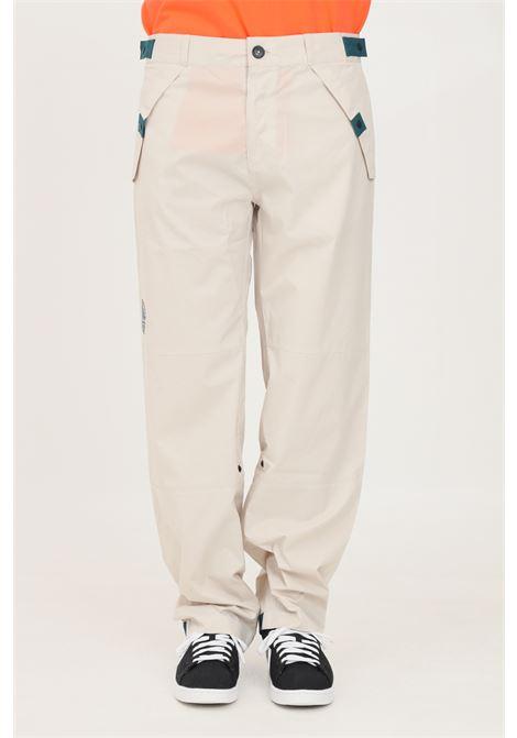 Pantaloni classics archive uomo beige reebok REEBOK | Pantaloni | GS4244.