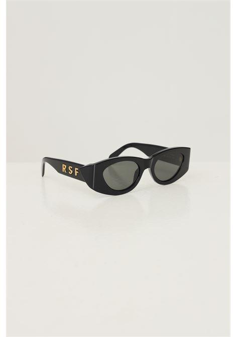Black unisex atena sunglasses by retrosuperfuture RETROSUPERFUTURE | Sunglasses | ATENABLACK