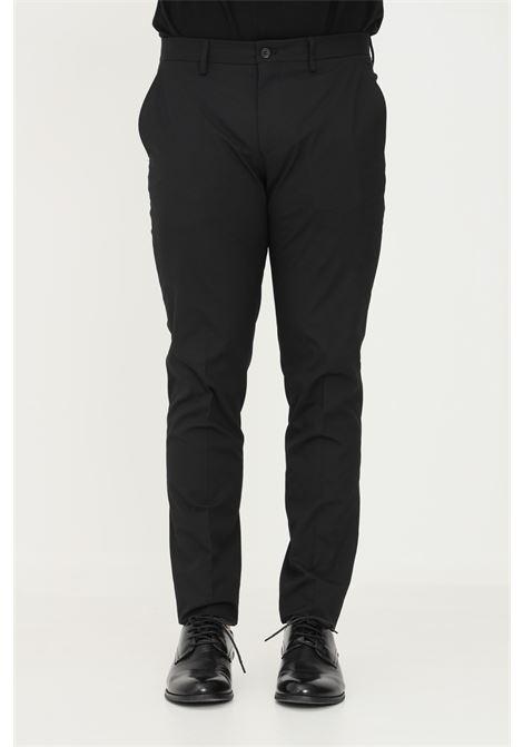 Pantaloni uomo nero selected elegante SELECTED | Pantaloni | 16051390BLACK