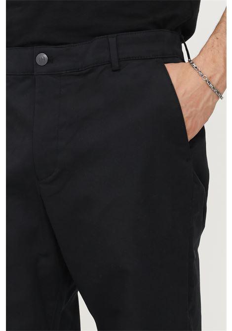 Pantaloni da uomo nero selected, chinos sottili e affusolati SELECTED | Pantaloni | 16080158BLACK