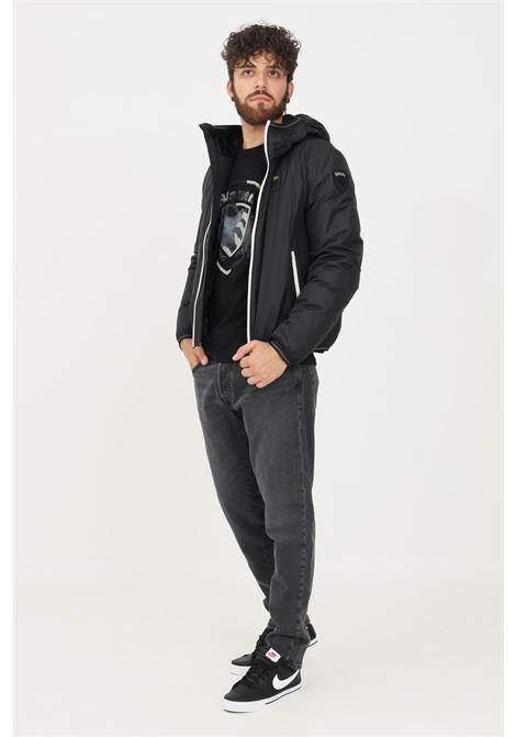 Black men's jeans by selected classic cut SELECTED | Jeans | 16080471-L32MEDIUM GREY DENIM