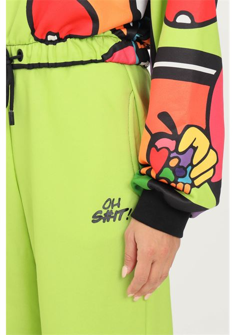 Fantasy women's sweatshirt by shit crew neck model with inner shoulder strap   SHIT | Sweatshirt | SHT008PA1