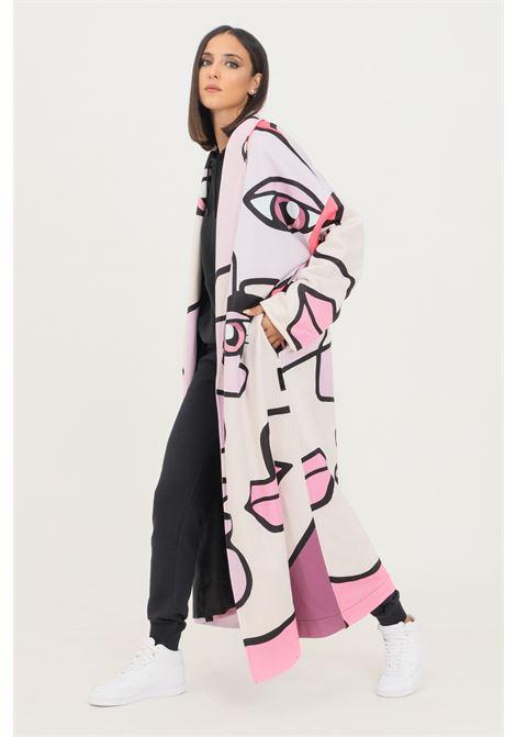 Fantasy women's coat by shit long cut SHIT | Coat | SHT016PA9