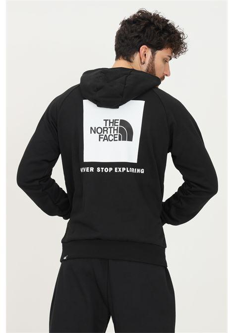 Felpa uomo nero the north face con cappuccio THE NORTH FACE | Felpe | NF0A2ZWUJK31JK31