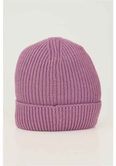 Purple unisex hat by the north face with logo application on the front THE NORTH FACE | Hat | NF0A3FJX0H510H51